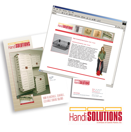 HandiSolutions: Putting it all together