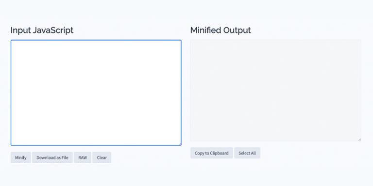 Core Web Vitals report elements - Minify your Javascript
