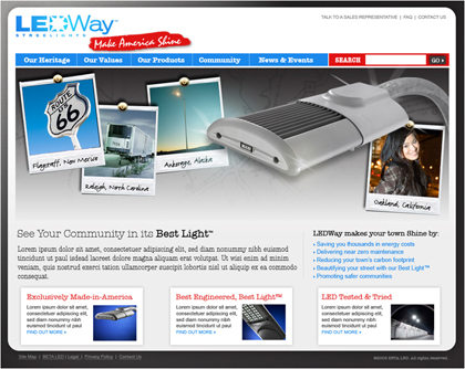 LEDway Streetlights™ Brand Launch: PHASE 2