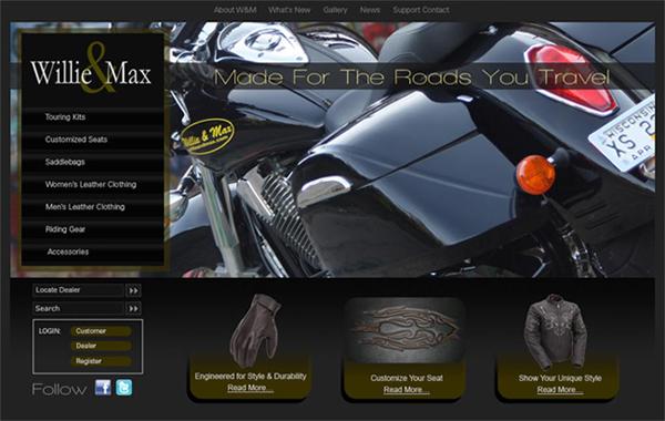 Alternate Website Design