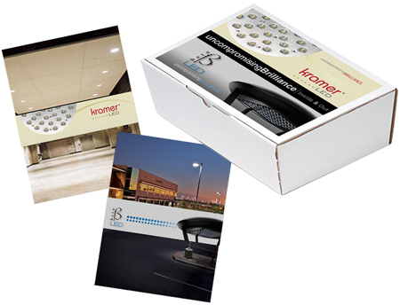 BetaLED/KramerLED Co-Branded Sales Kit